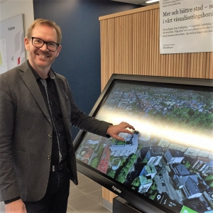 137 Näringslivsdagen 2017- Geodata till folket - med Jonas Sjölin på Linköpings Kommun