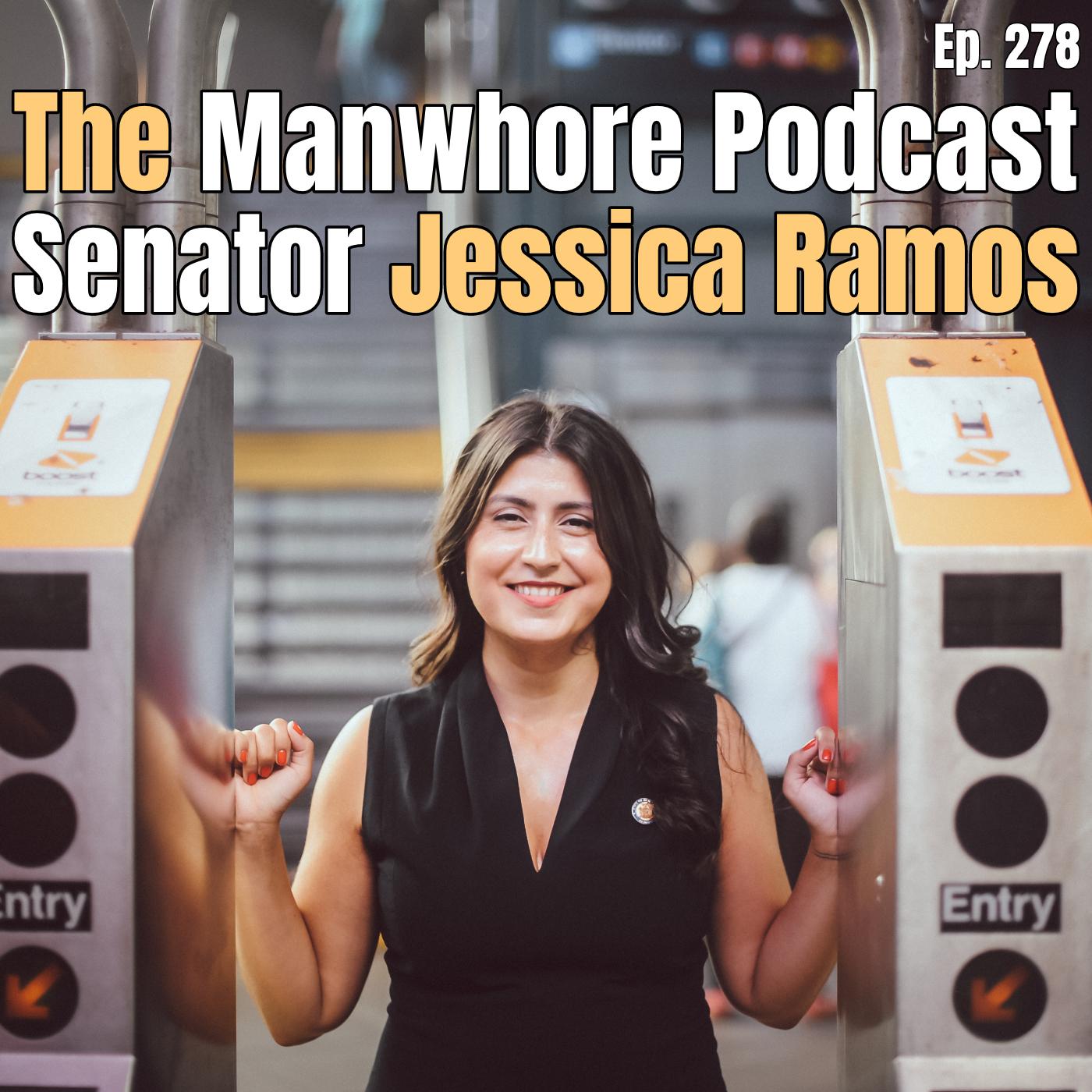 The Manwhore Podcast: A Sex-Positive Quest - Ep. 278: Decriminalize Sex Work with Senator Jessica Ramos