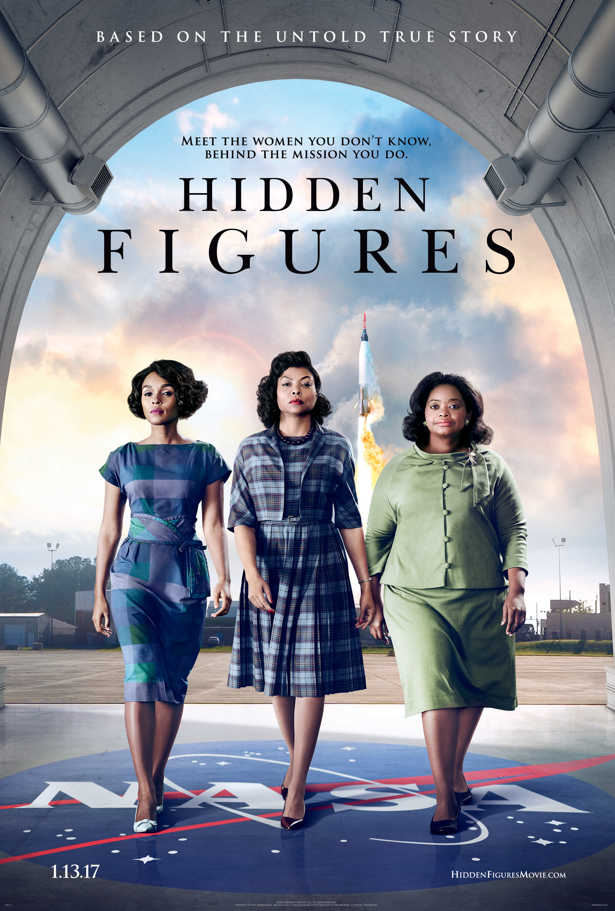 Episode 351: Hidden Figures
