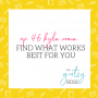 Artwork for 46. Kyla Roma: Find What Works Best for You