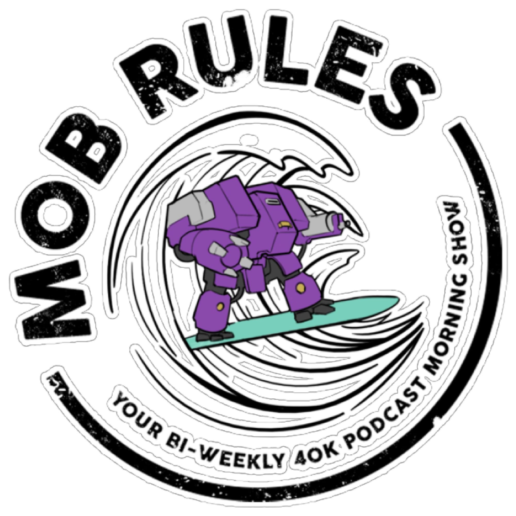 Mob Rules Mobcast show art