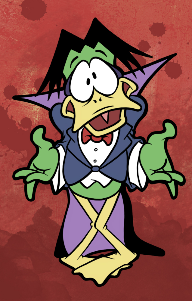 Back in Toons Classics: Count Duckula
