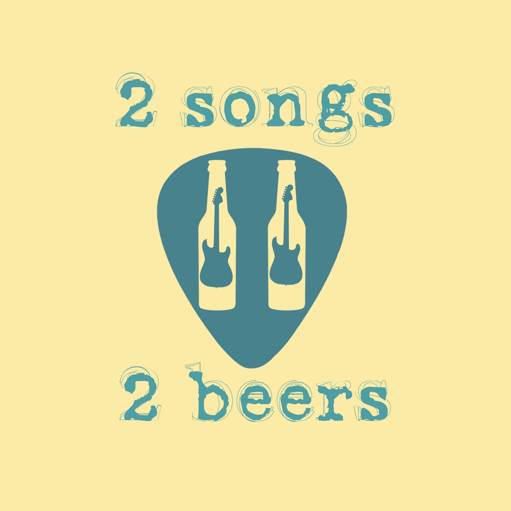 2 Songs 2 Beers show art