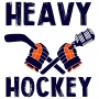 Artwork for Heavy Hockey Podcast with guest Eric Friesen