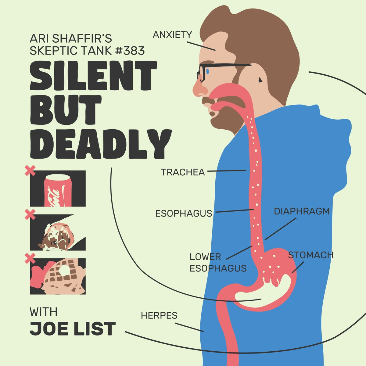 #383: Silent But Deadly; The @JoeListComedy Story