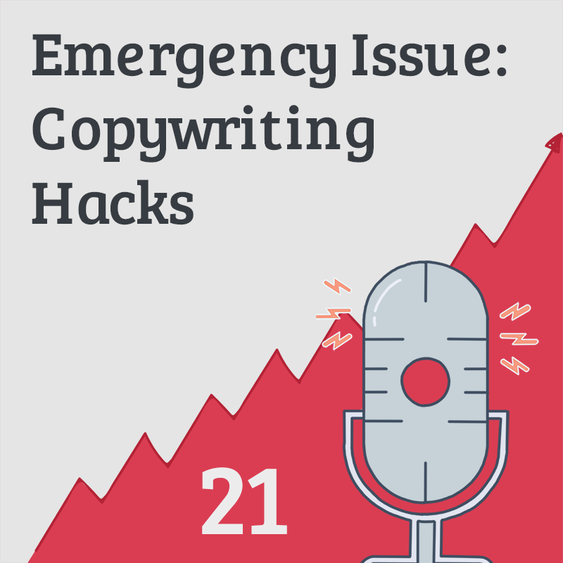 Emergency Intervention: How to Fix Your Crappy Copywriting