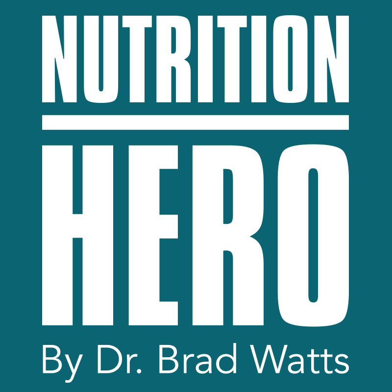 Nutrition Hero Podcast show art
