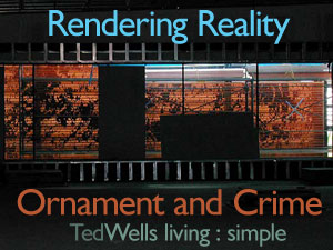 Rendering Reality: Herzog & de Meuron and the Crime of Ornament