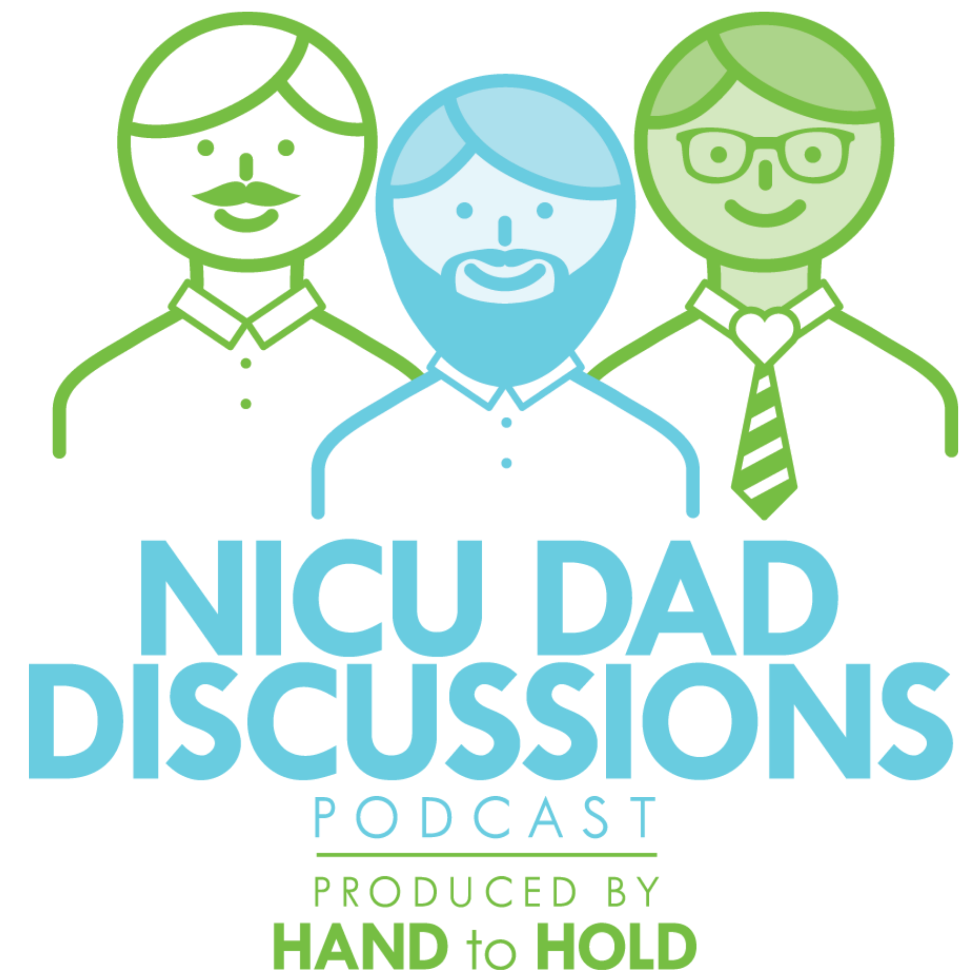 NICU Dad Discussions show art