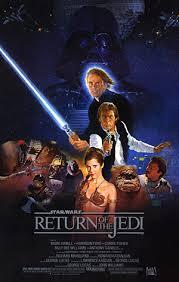 BlogalongaStarWars: Star Wars: Epsiode Vi- Return of the Jedi