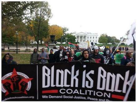 Coalition Declares Black Self-Determination Back on the Agenda