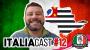 Artwork for ItaliaCast #12 - A Cidade Mais Italiana Fora da Itália | Fazer o Processo Sozinho ou com Consultor?