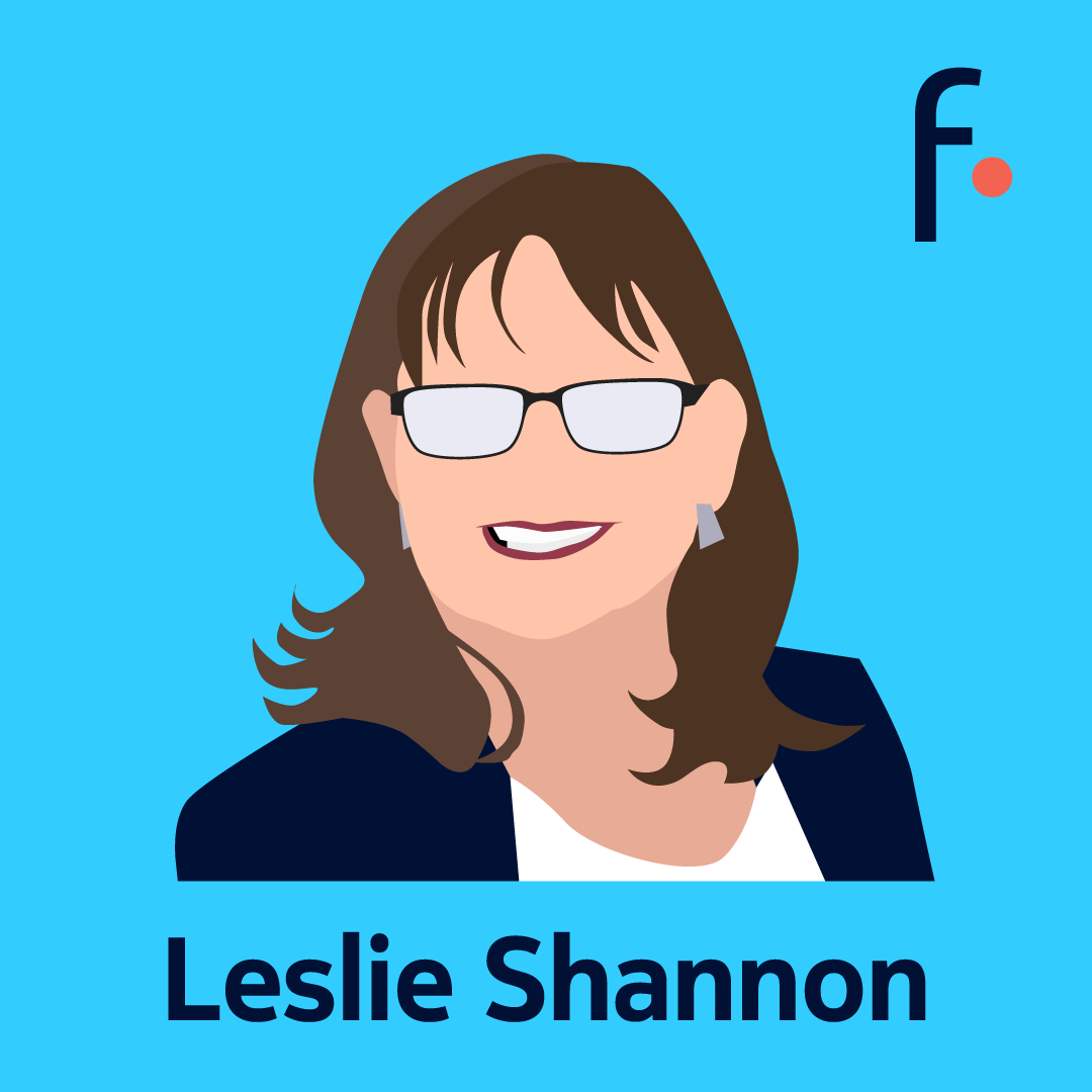 Virtual Upside Down World with Leslie Shannon