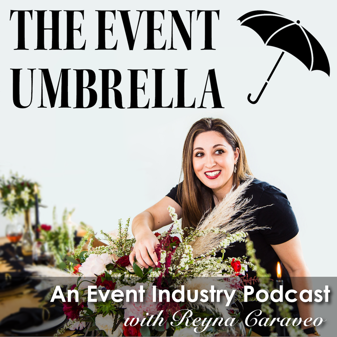 The Event Umbrella show art