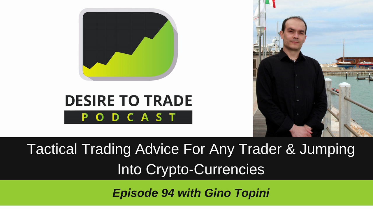 Gino Topini Trader Interview