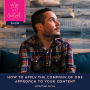 Artwork for 20. How to Apply the Company of One Approach to Your Content with Paul Jarvis