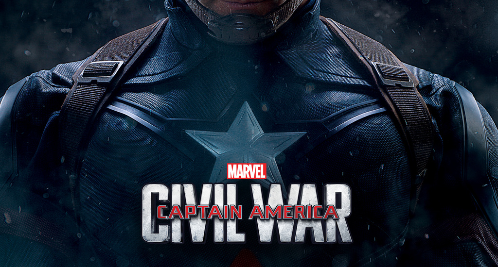 Captain America: Civil War Review - Human Echoes Podcast 191.5