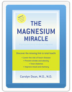 Dr Carolyn Dean Tells Us All About The Magnesium Miracle. And The Fat Guy Twitters.