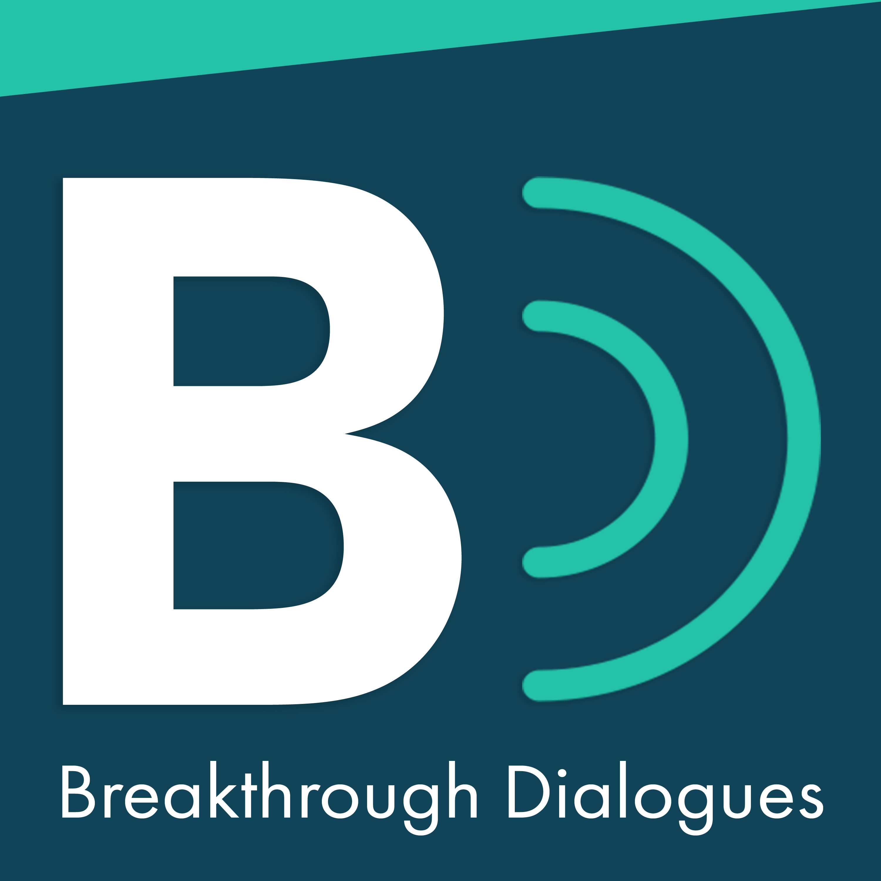Breakthrough Dialogues show art