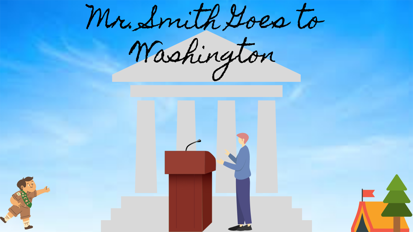 Mr. Smith Goes to Washington graphic