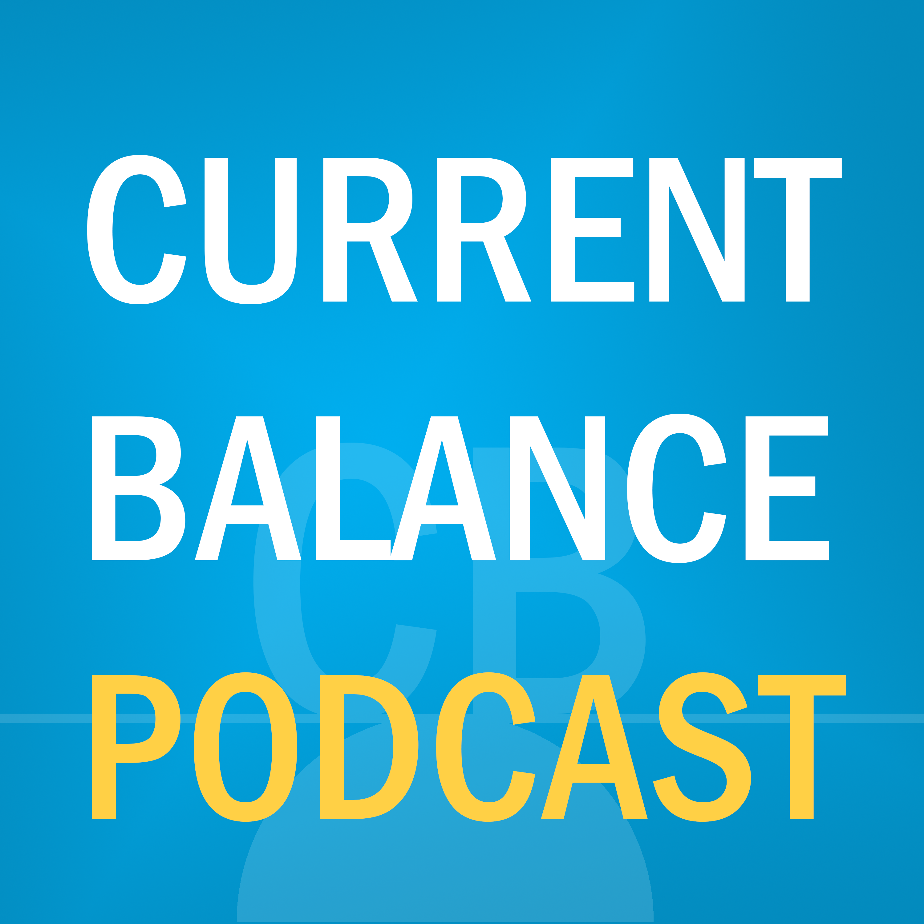 Current Balance - Financial Education | Money Tips | Personal Well-being show art