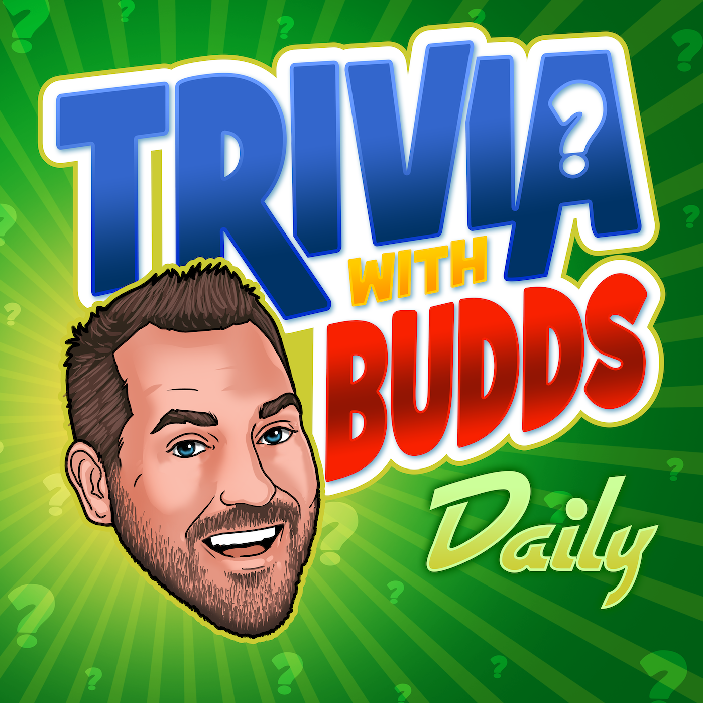 Trivia With Budds show art