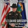 Artwork for 004 Lt David Gregory - One Vermont Moose Case that Became 9
