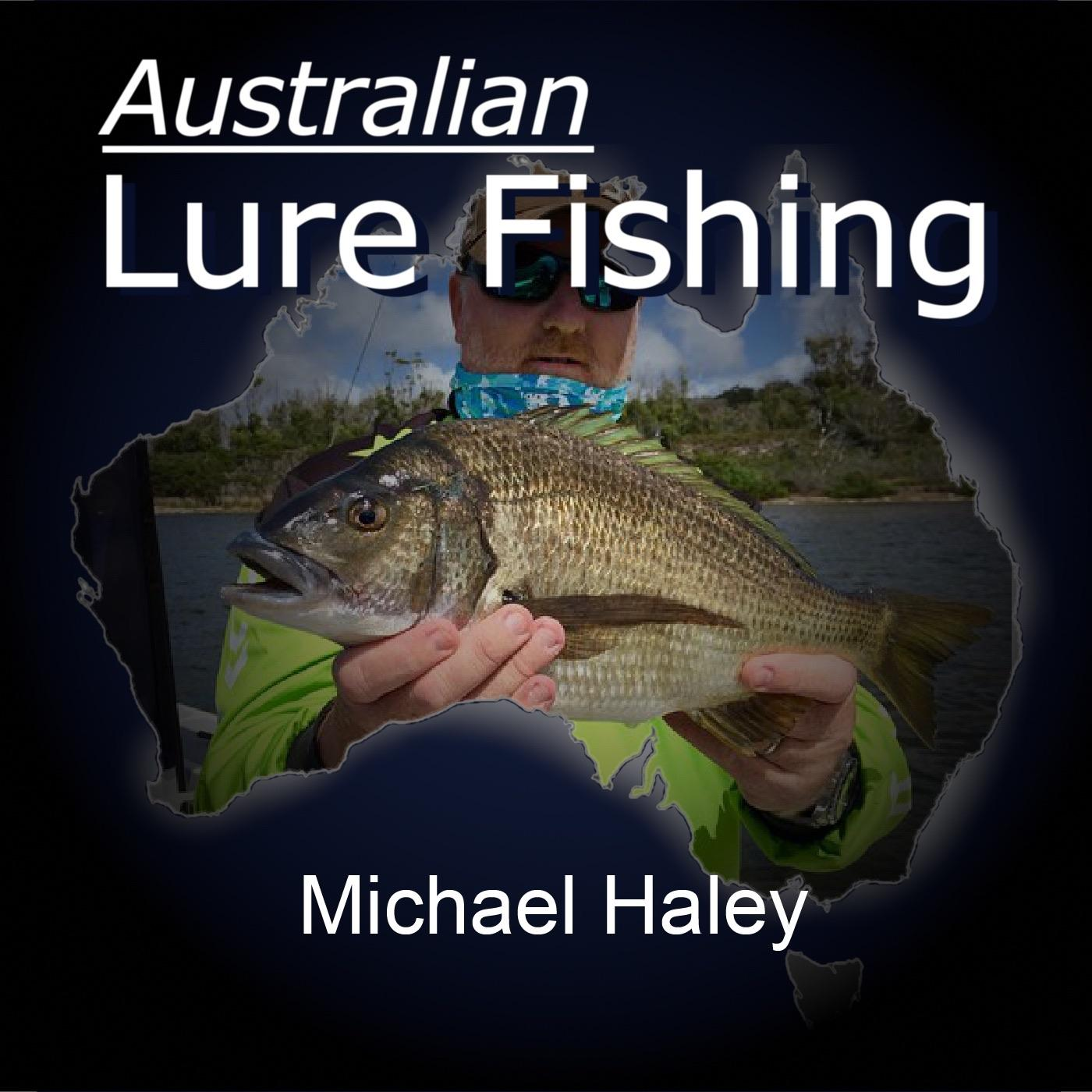 Episode 173: Anson's Bay Bream With Michael Haley