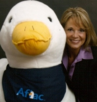 Atlanta Business Radio Co-Host And AFLAC Sales Expert Amy Otto Interview on Uniqueness is Power