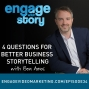 Artwork for EWS034: 4 Questions for Better Business Storytelling