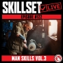 Artwork for Skillset Live Episode #122: Man Skills Vol. 3