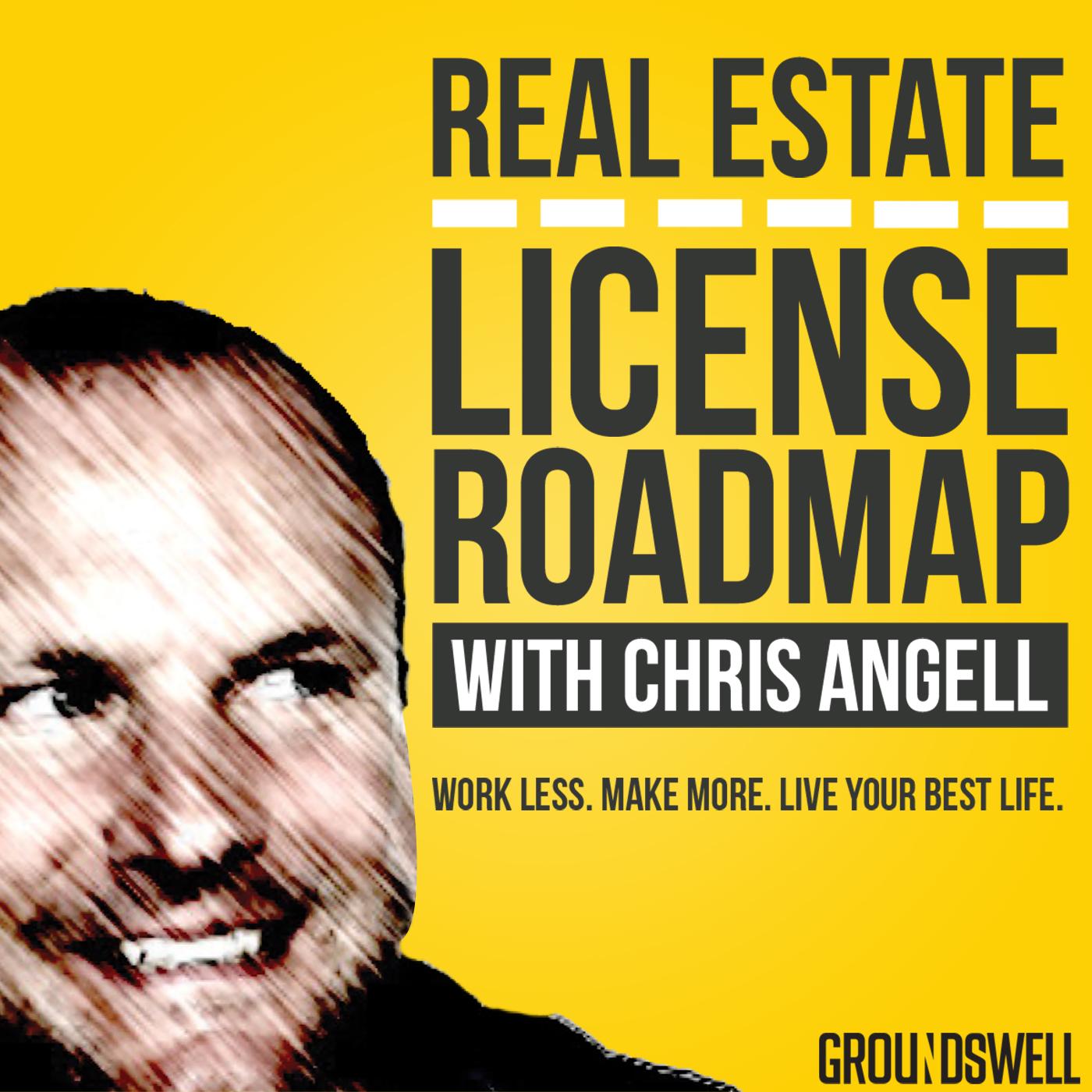 Real Estate License Roadmap  show art