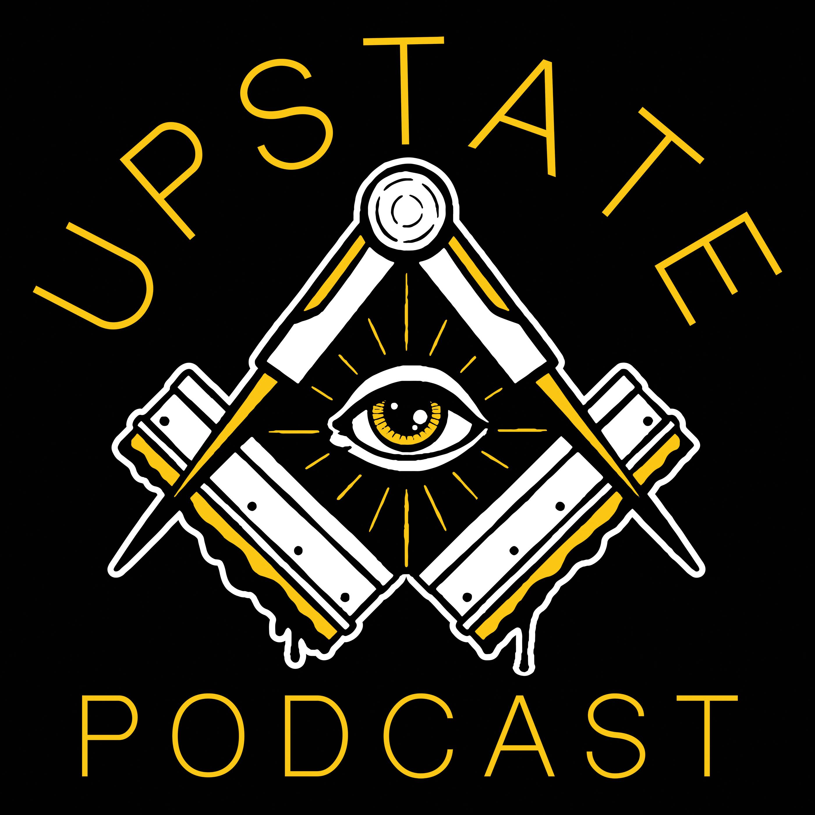 Upstate Podcast show art