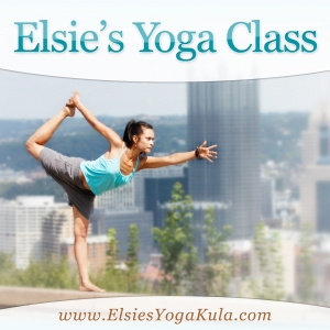 Elsie's Yoga Class: Live and Unplugged Podcast