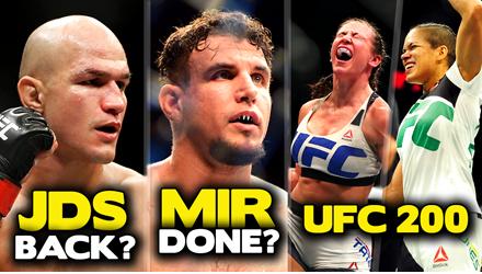 Submission Radio #88 Demetrious Johnson, Stipe Miocic, Cody Garbrandt + UFC Zagreb