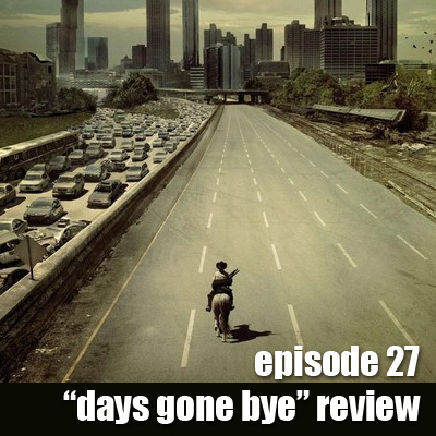 Image Addiction Episode 27: the Walking Dead Episode 1 Review