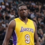 Artwork for Lakers Exploring Buying Out Or Trading Luol Deng