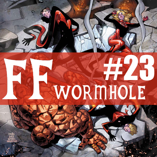 Cultural Wormhole Presents: FF Wormhole Episode 23