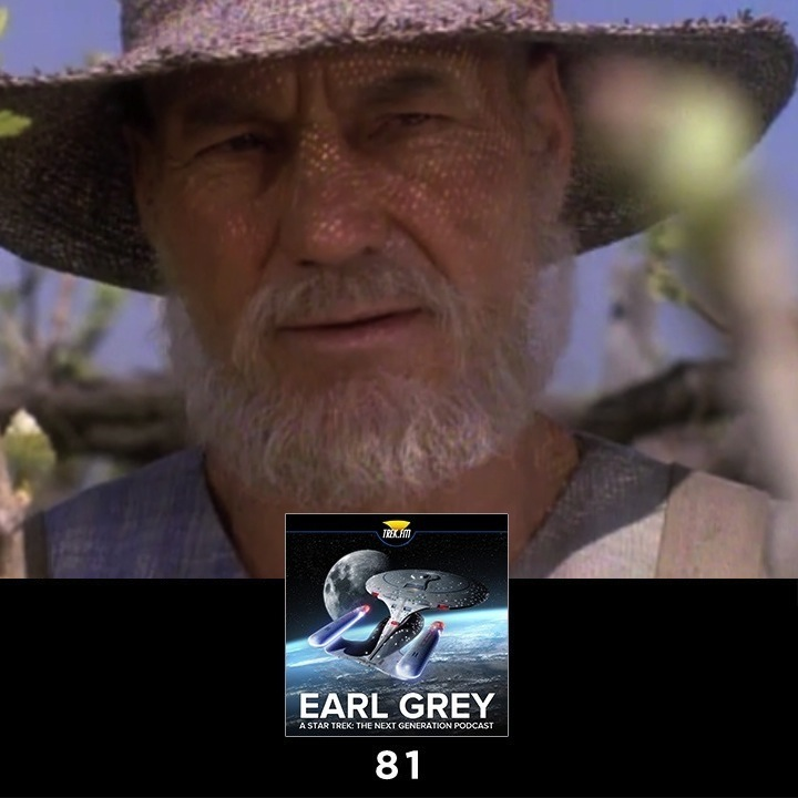 Earl Grey 81: The Picard Conspiracy