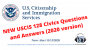 Artwork for NEW USCIS 128 Civics Questions and Answers (2020 version)