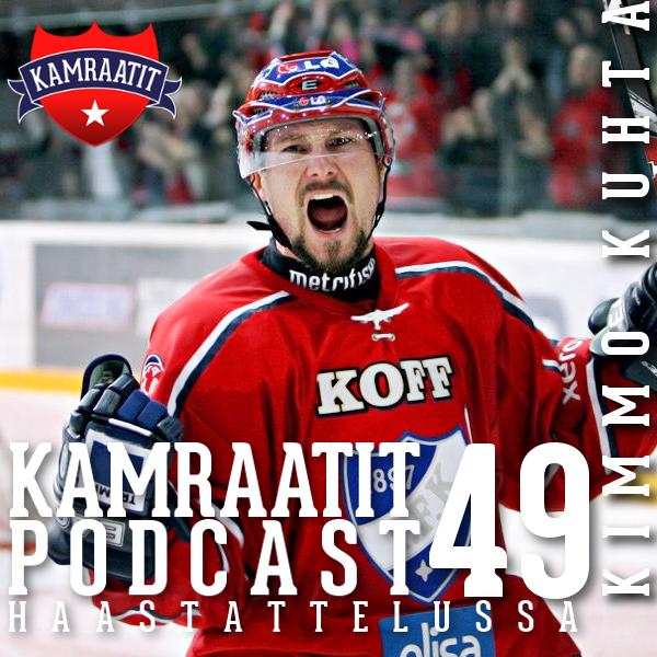 Jakso 49 : Kimmo Kuhta ja finaalit 2015-2016 !