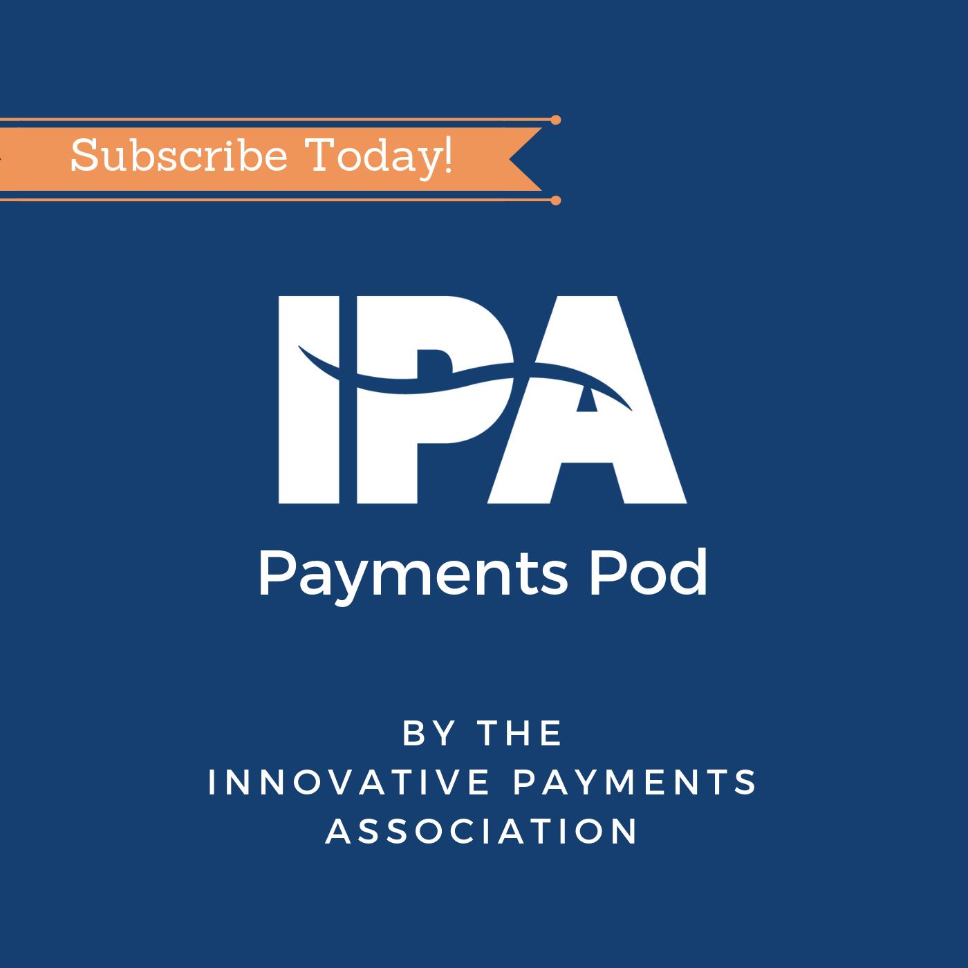 IPA Payments Pod show art