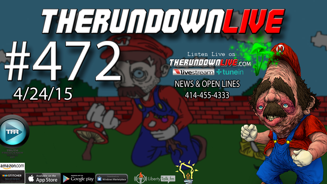 The Rundown Live #472 (Observation,Attention,Congress)