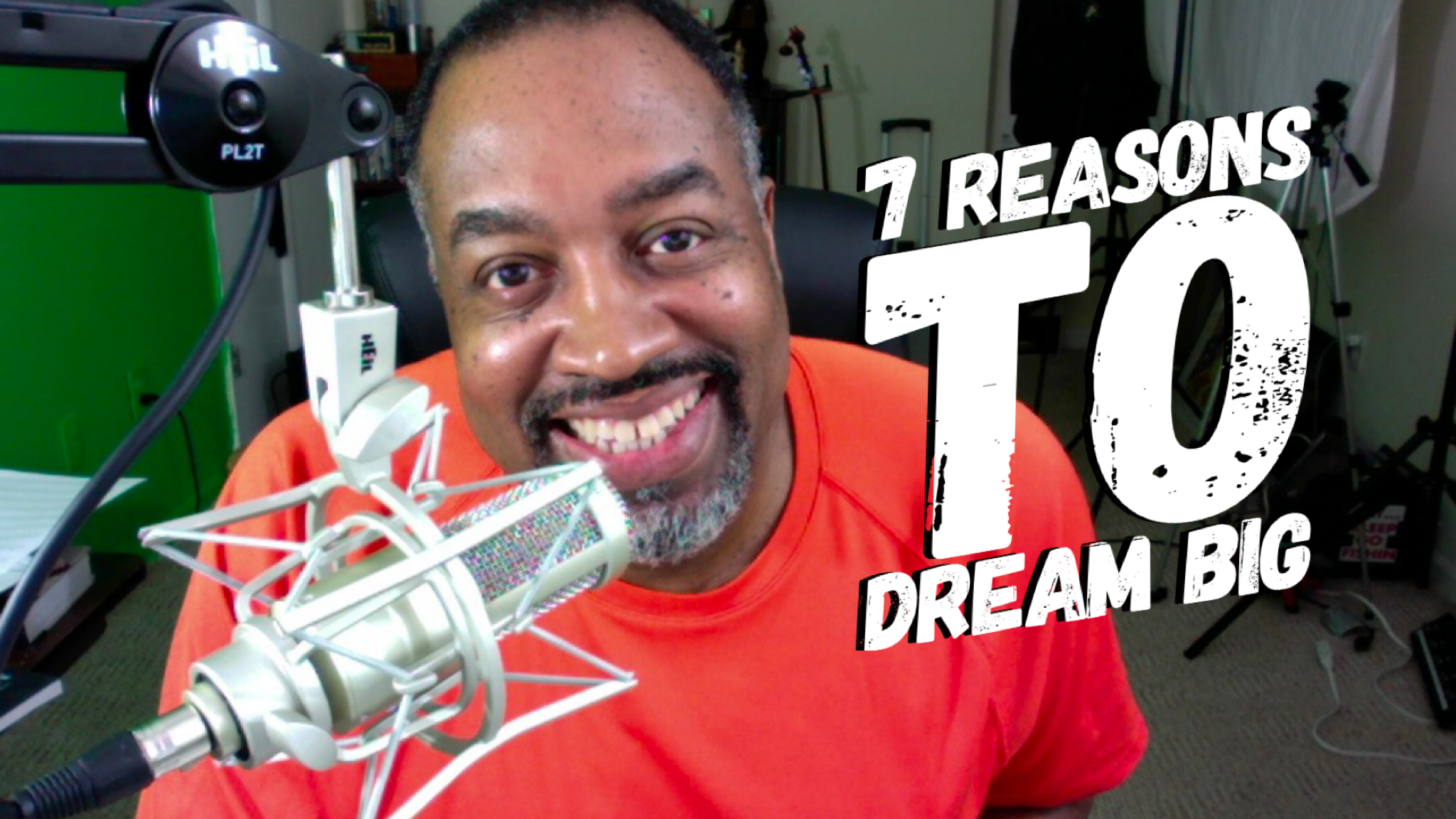 Artwork for 7 Reasons to Dream Big and 7 Ways to Start.