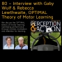 Artwork for 80 – Interview with Gaby Wulf & Rebecca Lewthwaite, OPTIMAL Theory of Motor Learning