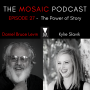 Artwork for Ep 027 The Power of Story with Kylie Slavik