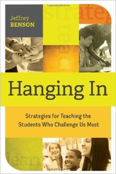PS2: Jeffrey Benson Helps Us Hang In with Tough Students (1 of 2)