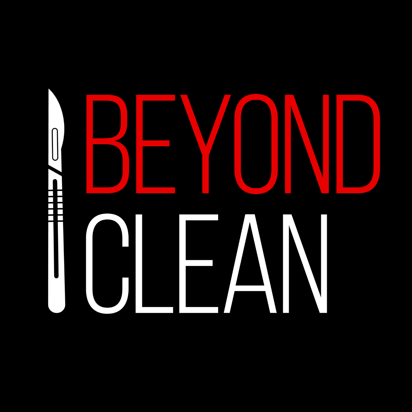 Beyond Clean Podcast show art