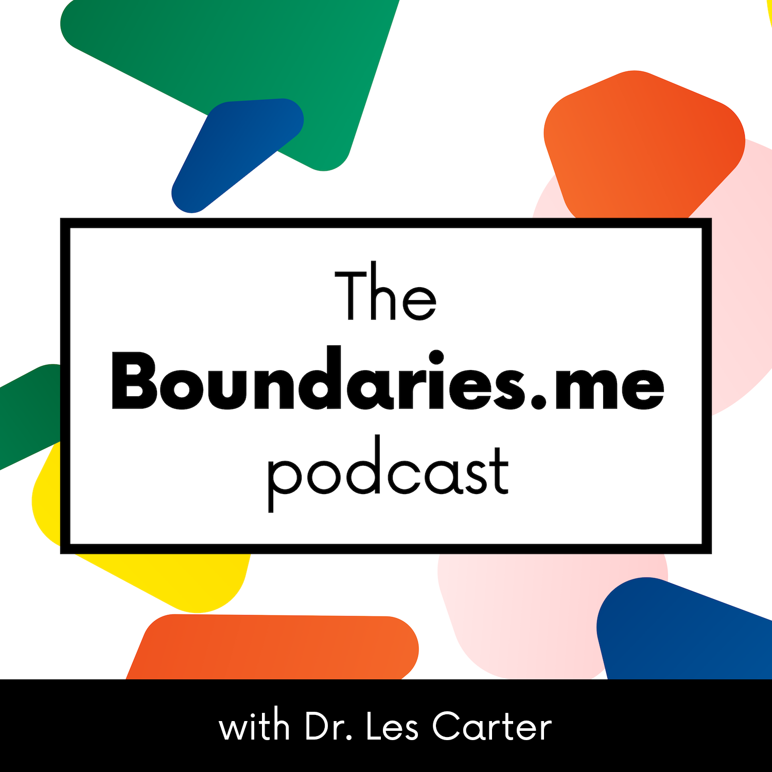 Episode 15 with Dr. Les Carter - Who are you going to be?