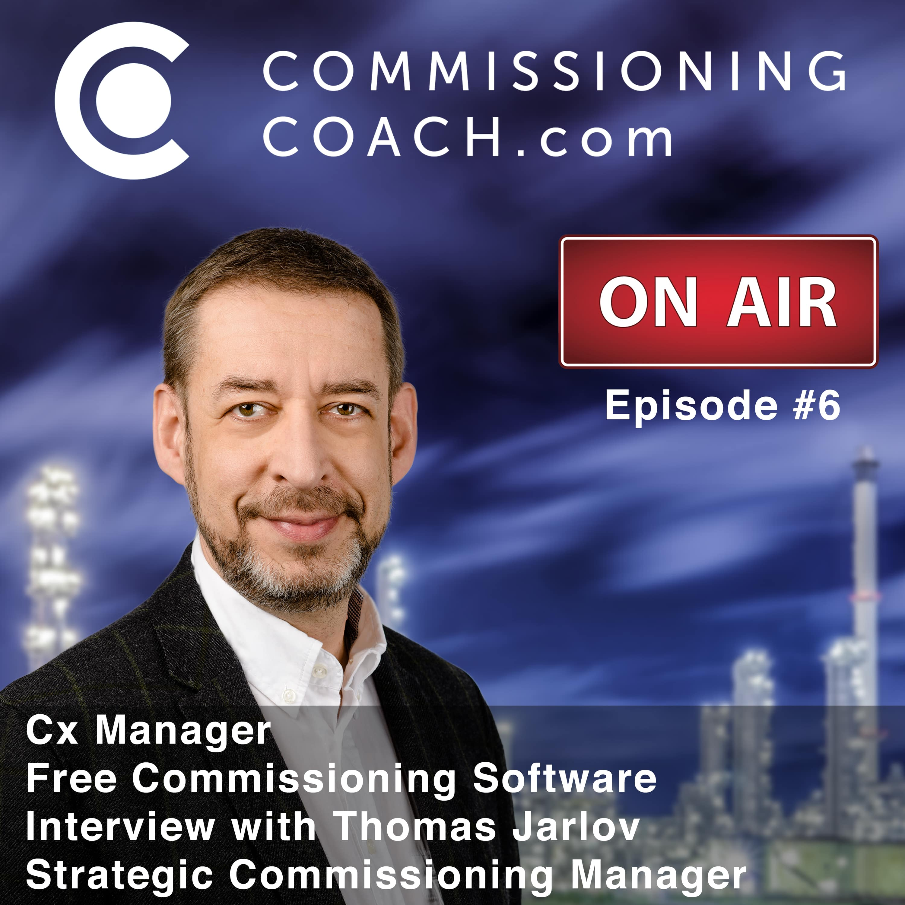Commissioning Podcast - CommissioningCoach.com on Air